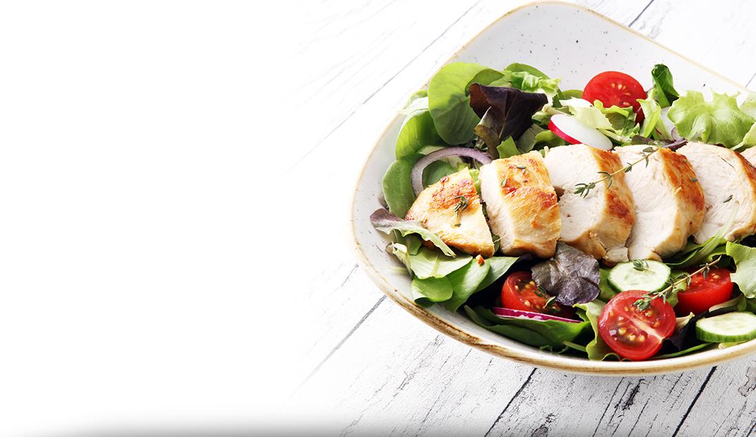 El Tori Dorsten Salat