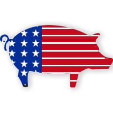 Schweinefleisch aus den USA